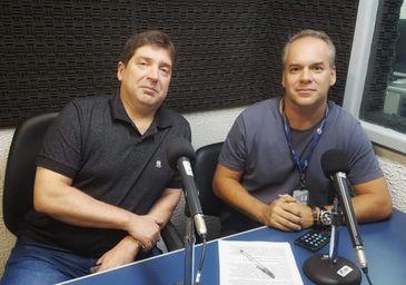 Cadu Freitas e Guilherme Feliciano
