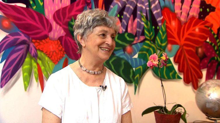 Atriz Ana Lúcia Torre coleciona dezenas de atuações no teatro, na TV e no cinema