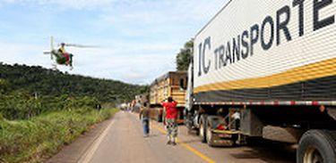 Greve dos caminhoneiros reflete nos valores dos principais produtos agrícolas