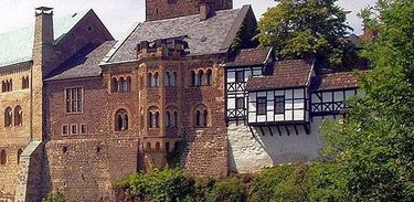 Castelo Wartburg, Alemanha
