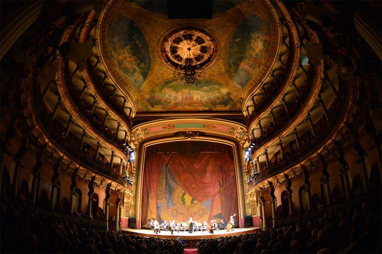 Festival celebrou o centenário de nascimento de Claudio Santoro, importante compositor e maestro amazonense, no Teatro Amazonas