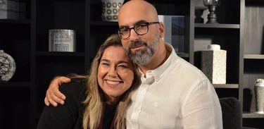 Katy Navarro bate um papo com o escritor português Valter Hugo Mãe