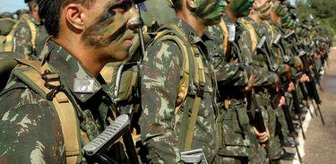 Militares, Exército, soldados