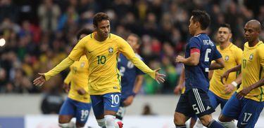 Brasil 3 X 1 Japão