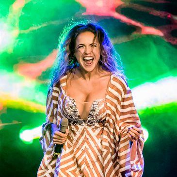 Cantora Daniela Mercury