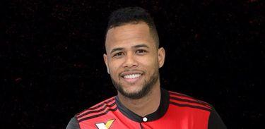 Geuvânio, novo reforço do Flamengo