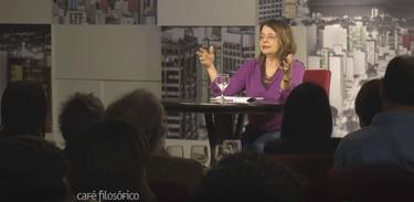 Médica Simone Diniz participa do Café Filosófico