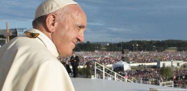 Papa participa da Jornada Mundial da Juventude na Cracóvia (Lusa)