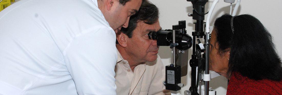 Médicos alertam quanto aos perigos do glaucoma