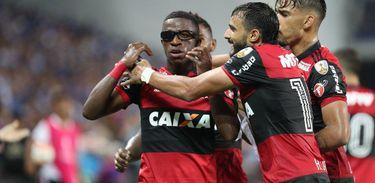 Flamengo X Santa Fé