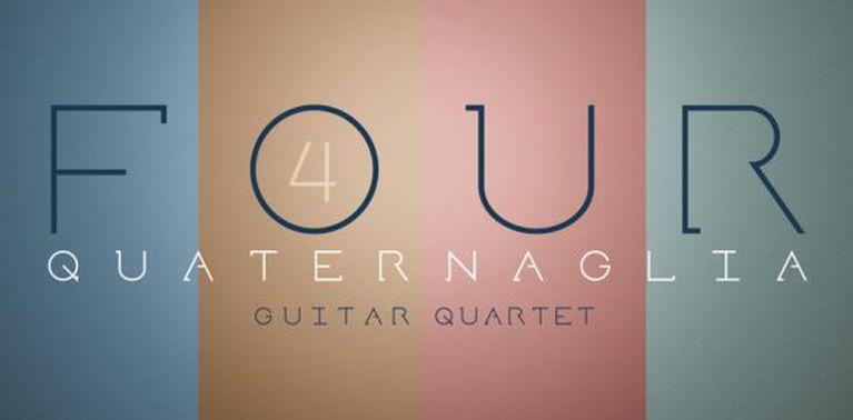 """""""Four"""", do conjunto Quaternaglia"""