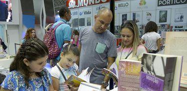 Bienal do Livro de 2019 acontece de 30 de agosto a 8 de setembro no Rio de Janeiro