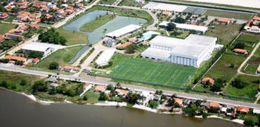 Centro de Desenvolvimento de Voleibol (CBV) em Saquarema (Divulgação/Confederação Brasileira de Voleibol)