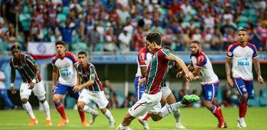 Bahia 3 x 2 Fluminense