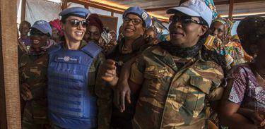 Brasileira vence Prêmio de Defensora Militar do Gênero das Nações Unidas,Márcia Andrade Braga