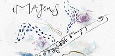 """Capa do CD """"Imagens"""", de Alexandre Guerra"""