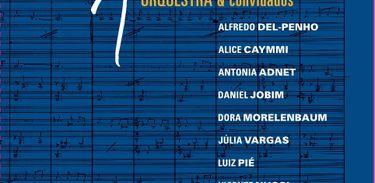 Capa CD em homenagem a Tom Jobim