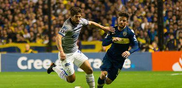 Boca 2 x 0 Cruzeiro