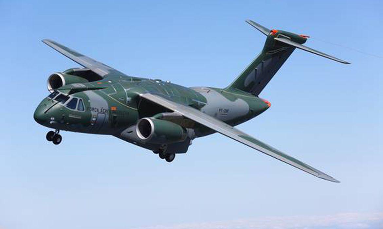 ANAC certifica aeronave KC-390 da Embraer