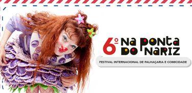 Festival internacional de palhaçaria e comicidade