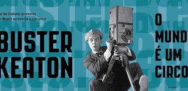 Mostra Buster Keaton traz panorama do gênio do cinema