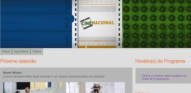 TV Brasil é a emissora que mais exibe filmes nacionais