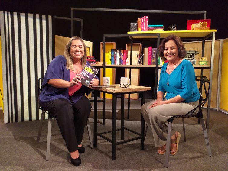 Katy Navarro entrevista a jornalista e escritora Elvira Lobato