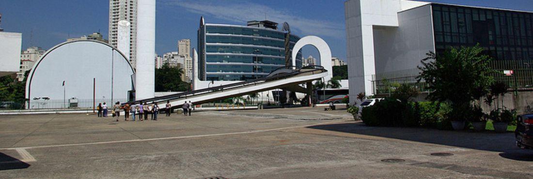 Memorial da América Latina, em São Paulo.