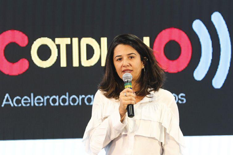 Brasília -  Personagem -  Empresária Valéria Freitas, fundadora da Mi Petit