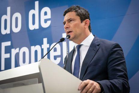 Sergio Moro, Centro Integrado de Operações de Fronteira,Foz do Iguaçu