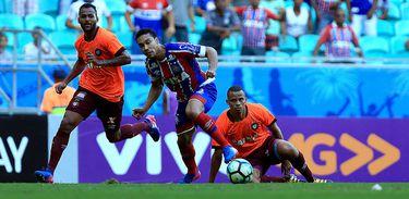 Bahia 6 x 2 Atlético-PR