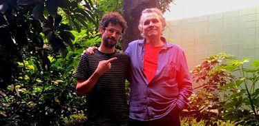 Danilo Moraes e Arrigo Barnabé