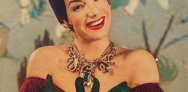 Carmen Miranda, em 1943
