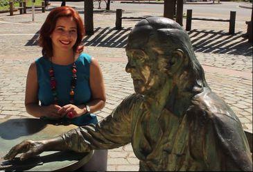 Série documental é apresentada pela jornalista Tâmara Freire