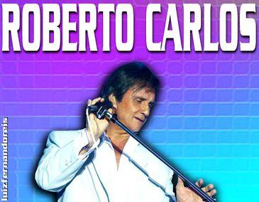 Roberto Carlos, cantor