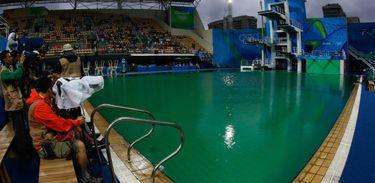 Saltos Ornamentais na Rio 2016