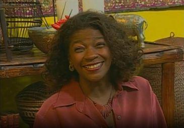 """Atriz e cantora Zezé Motta participou do """"Gema Brasil"""", da antiga TVE do Rio, em 2001"""