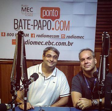 Cadu Freitas e Felipe Brasil falam sobre agronegócio