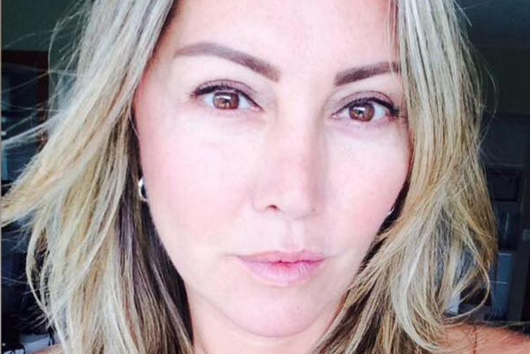 A paisagista e empresária Elaine Perez Caparroz