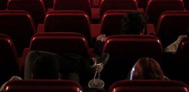 Cinema, filme, poltronas, sessão, lazer, cultura