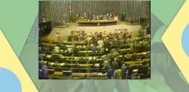 Regimento interno da Constituinte foi alvo de muita discussão