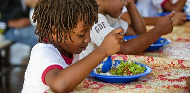 Escola, crianças, merenda, educação, alimentação, aula