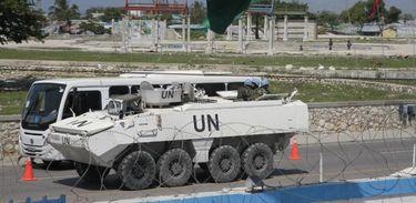 Brasil participa de missão no Haiti