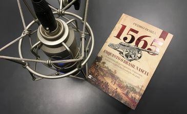 """""""1565 - Enquanto o Brasil nascia"""", de Pedro Doria"""