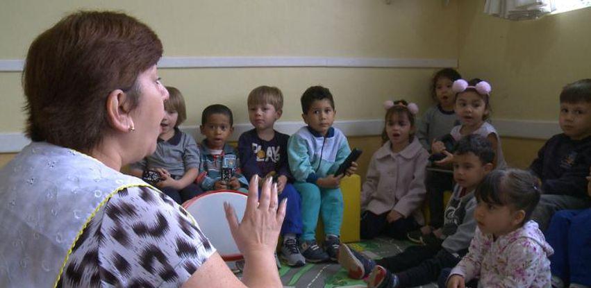 Centro de Educação Infantil Luíza Maria Veiga em Joinville (SC)