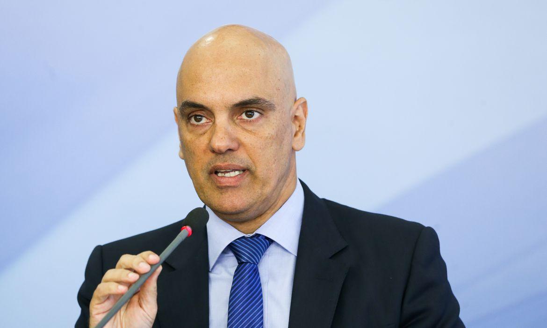 Alexandre de Moraes - Marcelo Camargo/Agência Brasil