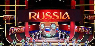 Sorteio da Copa do Mundo