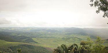 Mirante Serra da Barriga (Alagoas)