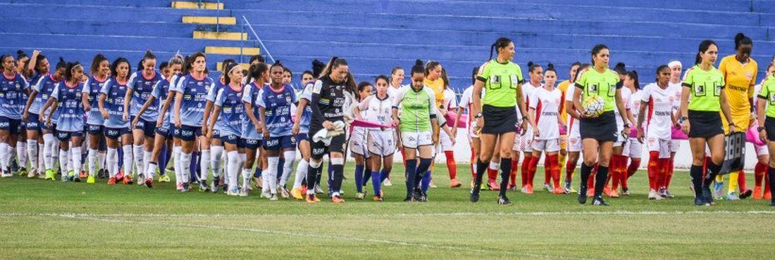 Resultado de imagem para Copa do Brasil feminina pela internet - Audax x São José
