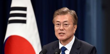 Presidente da Coreia do Sul, Moon Jae-In